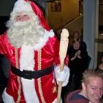 de echte kerstman Stefan Verouden