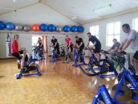 Spinning Club Tväråträsk