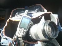 Gps en camera