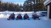 het nieuwe scooterpark