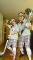zombie golfspelers