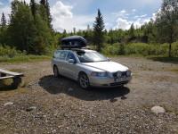de vorige Volvo